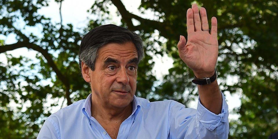 """François Fillon : """"Si je suis président, il n'y aura jamais de ministres mis en examen"""""""