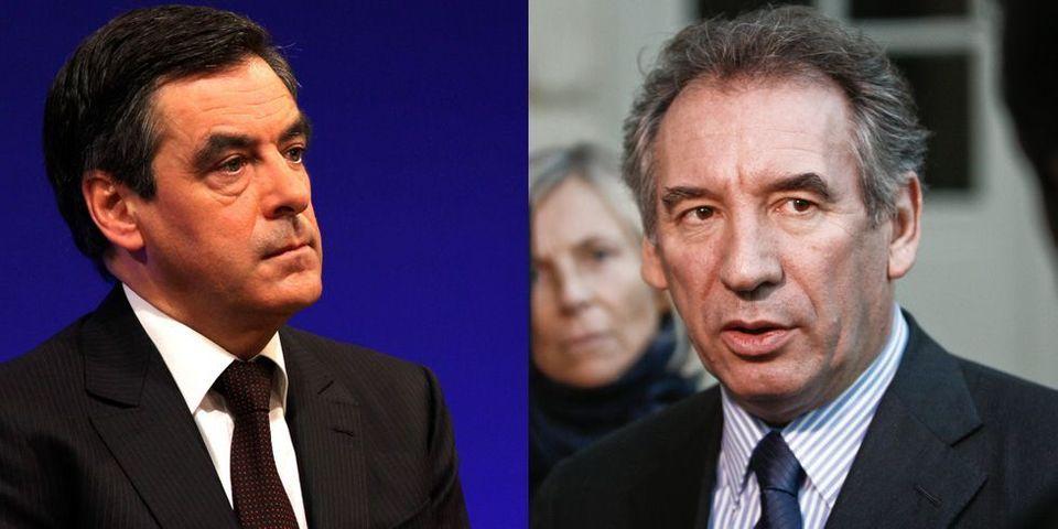 François Fillon soutient François Bayrou dans sa course à la mairie de Pau