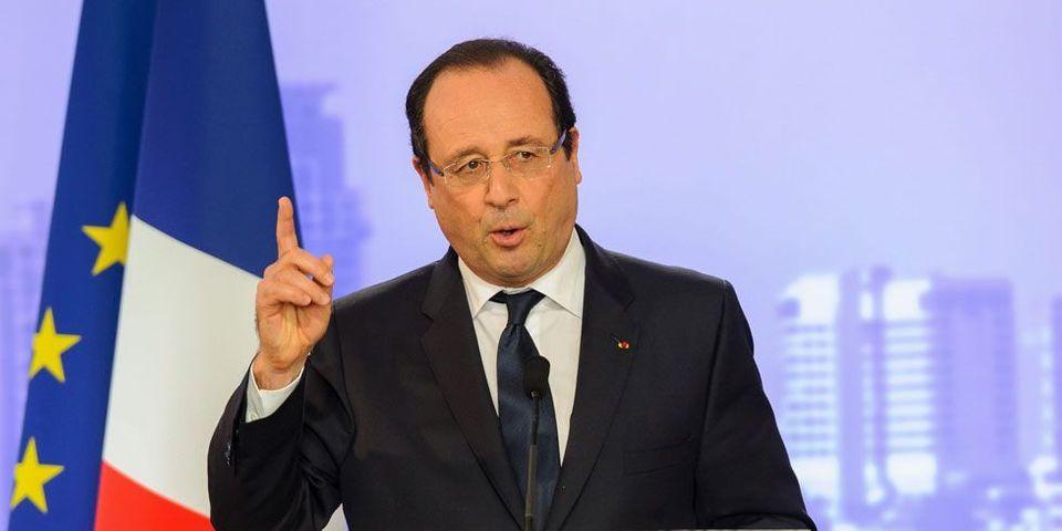 """François Hollande assure que les électeurs de Jean-Luc Mélenchon """"ne se trompent pas"""" au second tour"""