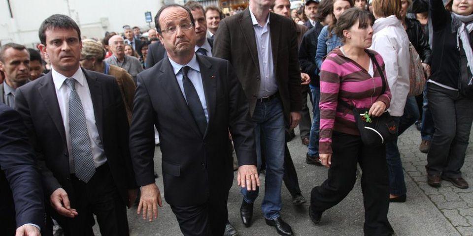"""François Hollande en soutien à Manuel Valls sur les Roms : """"Est-ce que la France a vocation à accueillir tous les plus vulnérables ?"""""""