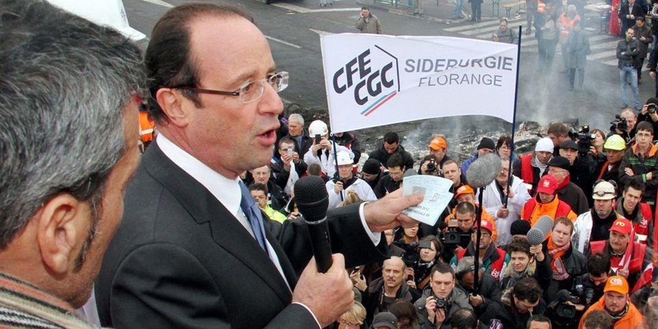 François Hollande bientôt de retour à Florange ?