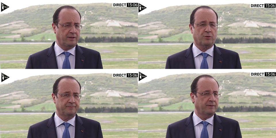 """François Hollande commente la démission d'Aquilino Morelle : """"la seule décision qui convienne"""""""