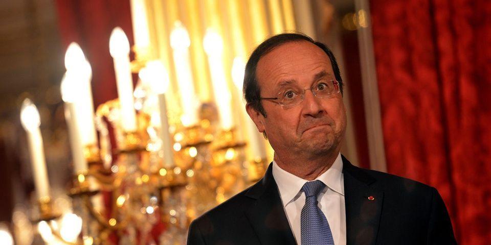 François Hollande compte sur un bon parcours des Bleus en Coupe du monde pour redonner le moral aux Français (et soigner sa popularité)