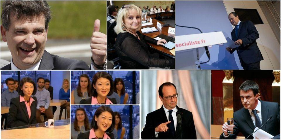 """François Hollande en a """"un peu marre"""" des """"provocs"""" de Manuel Valls, sujet le plus lu de la semaine"""