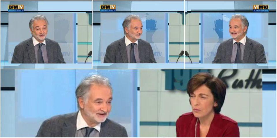"""""""François Hollande est le meilleur président depuis Mitterrand"""", selon Jacques Attali"""