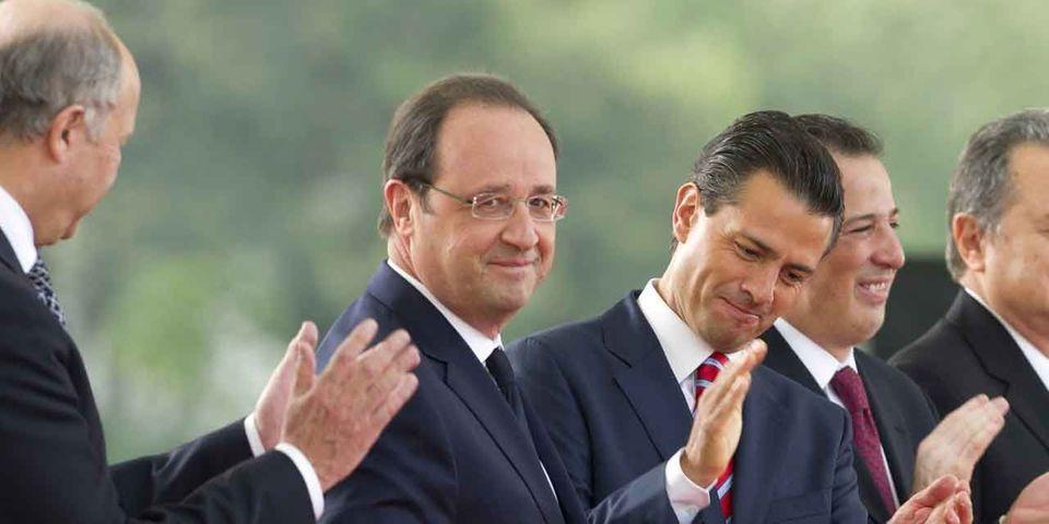 François Hollande estime qu'il a amélioré son espagnol lors de son voyage d'État au Mexique