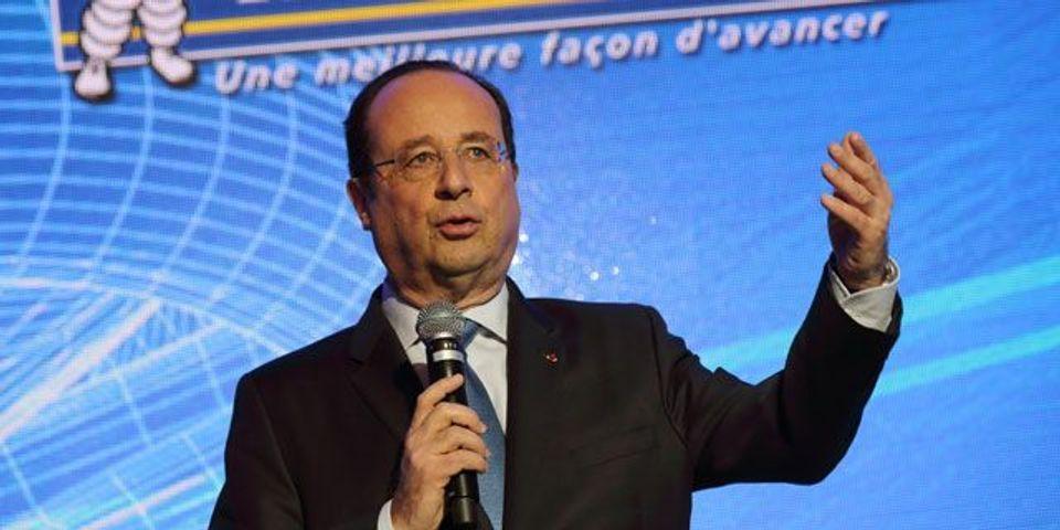 François Hollande : et maintenant, la blagounette à tendance graveleuse