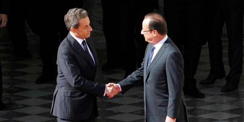 François Hollande et Nicolas Sarkozy se rendront ensemble à la cérémonie d'hommage à Nelson Mandela