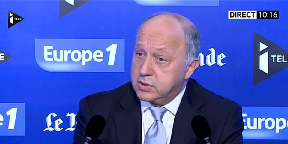 François Hollande, incapable de terminer son mandat? Laurent Fabius cite (encore !) François Mitterrand
