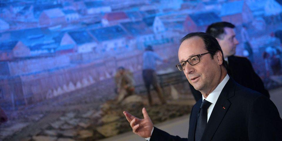 François Hollande invité de la matinale de France Inter, lundi 5 janvier