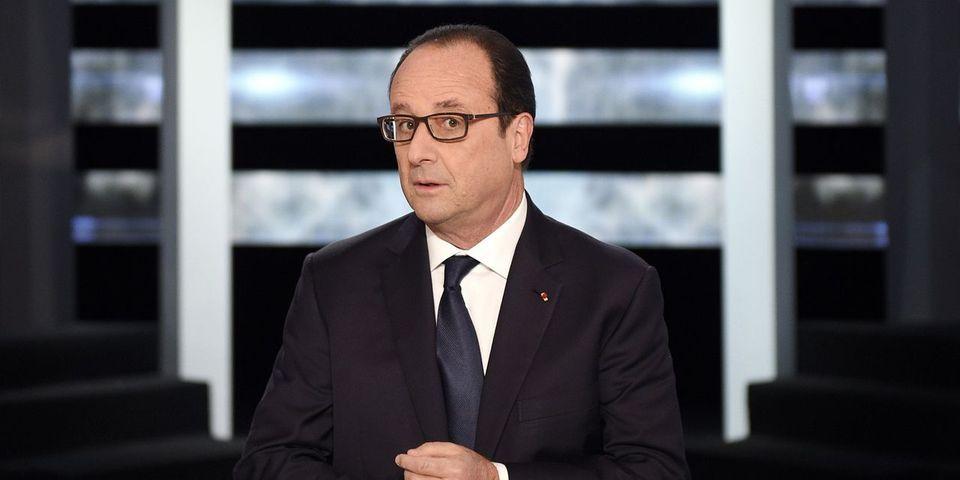 """François Hollande ironise sur les frondeurs, ces """"socialistes du dimanche"""" opposés à la loi Macron"""