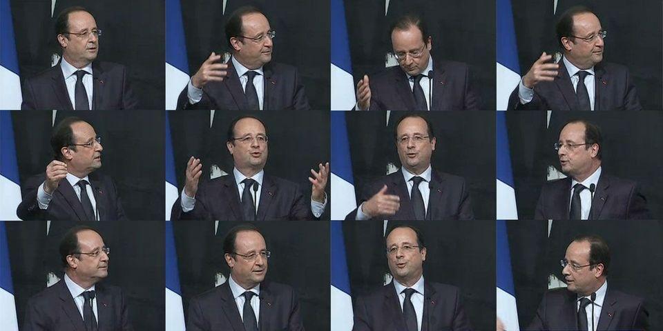 François Hollande livre un discours plein de métaphores culturelles lors de l'inauguration du musée Pierre Soulages à Rodez