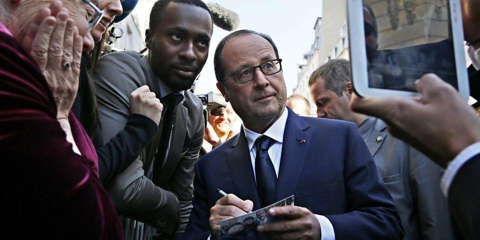 """François Hollande met au défi les """"frondeurs"""" du PS : """"quand on fait la fronde, on doit gagner la guerre"""""""