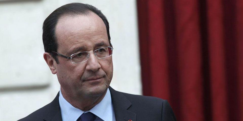"""François Hollande : """"On ne fait pas une loi en fonction du nombre de manifestants"""""""