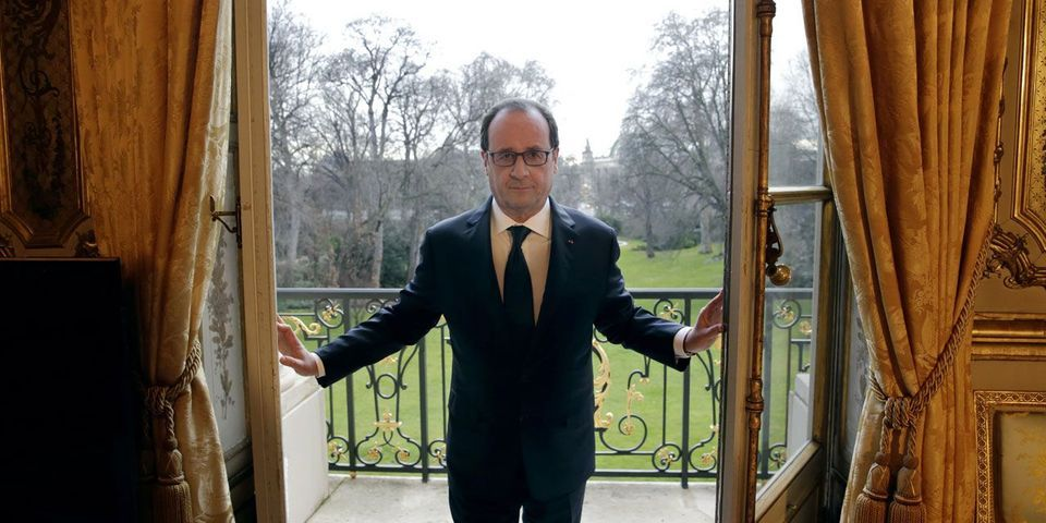 """François Hollande sait qui va gagner l'élection présidentielle : """"ce sera Macron"""""""