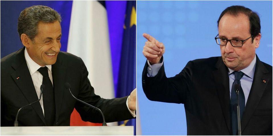"""Hollande sur un nouveau duel avec Sarkozy en 2017 : """"Les matches retour, c'est une tradition française"""""""