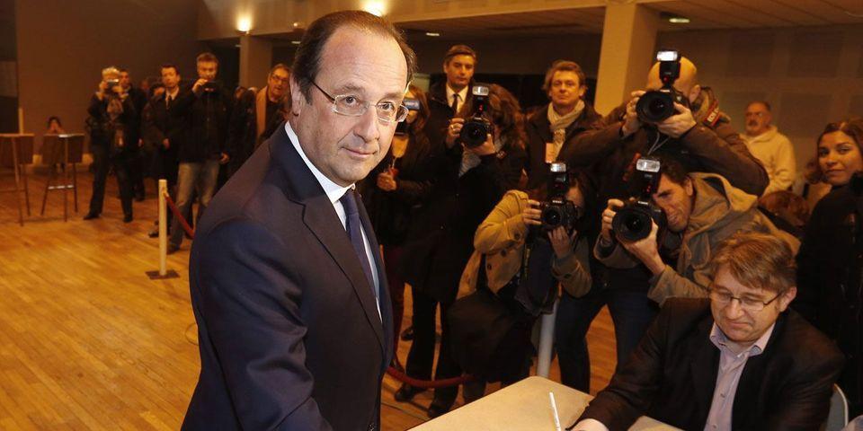 Municipales : comment François Hollande veut remobiliser l'électorat de gauche contre le Front national