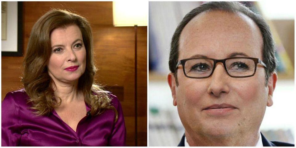 """""""Frangolène"""" vue par Valérie  Trierweiler : ce que pense l'ex Première dame du couple politique Hollande-Royal"""