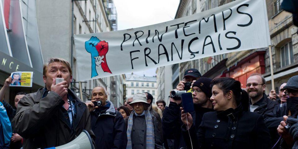 Frédéric Pichon, figure du Printemps français, sur la liste Front national en Île-de-France pour les européennes