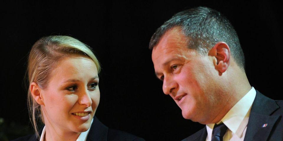 Avec ses déclarations chez Bourdin, Louis Aliot devient la cible du camp Marion Maréchal-Le Pen