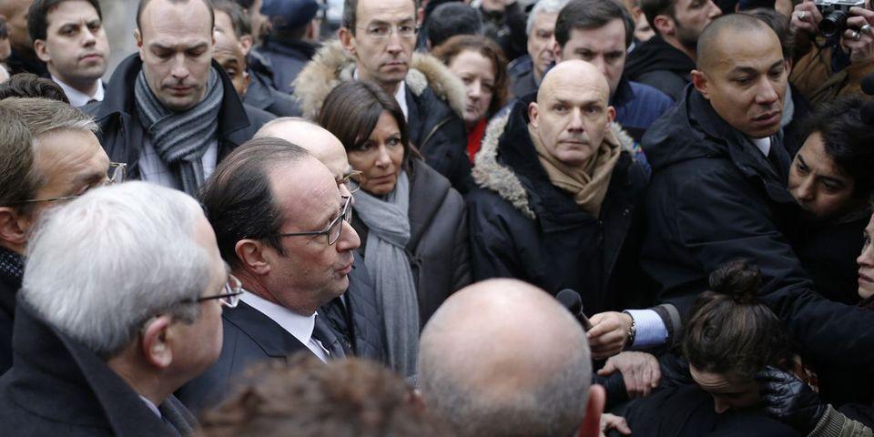 Attentat à Charlie Hebdo : les politiques abasourdis