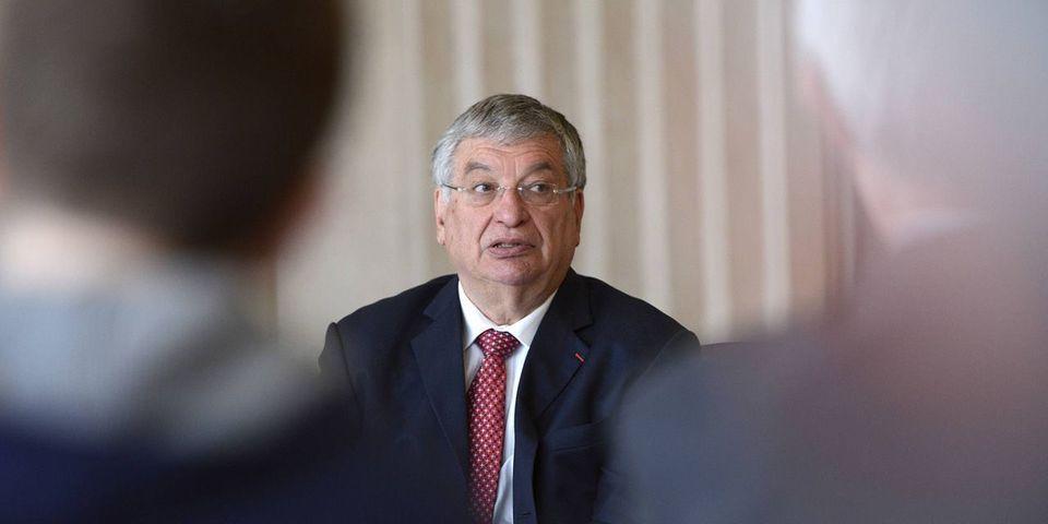 """Fusion des régions : le président PS des Pays de la Loire Jacques Auxiette """"ne partage pas nécessairement les propositions du Premier ministre"""""""