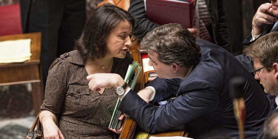 Gaz de schiste : Cécile Duflot soutient le ministre de l'Ecologie Philippe Martin face à Arnaud Montebourg
