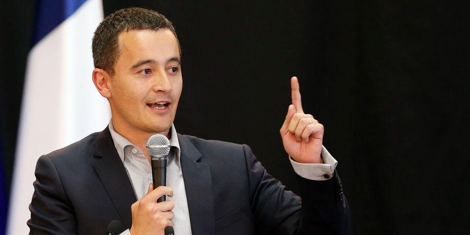 "Gérald Darmanin, porte-parole de Nicolas Sarkozy, assure qu'il n'y a ni ""divisions"" ni ""écuries"" à l'UMP"