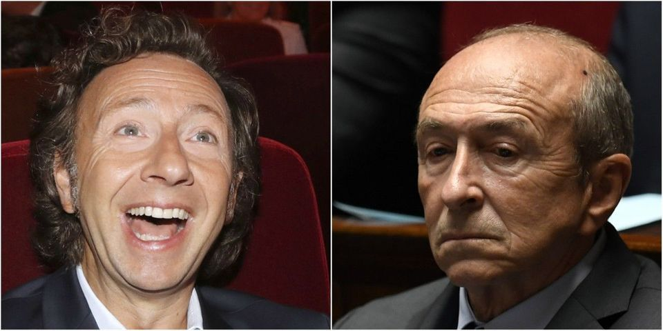 Gérard Collomb convoque Stéphane Bern place Beauvau après un tweet favorable à Laurent Wauquiez
