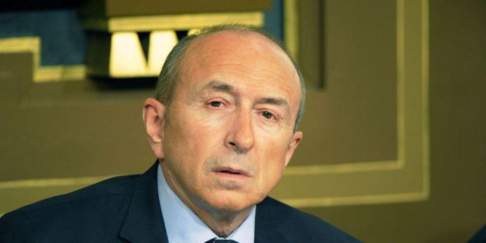 Gérard Collomb opposé au non-cumul des mandats voulu par Hollande