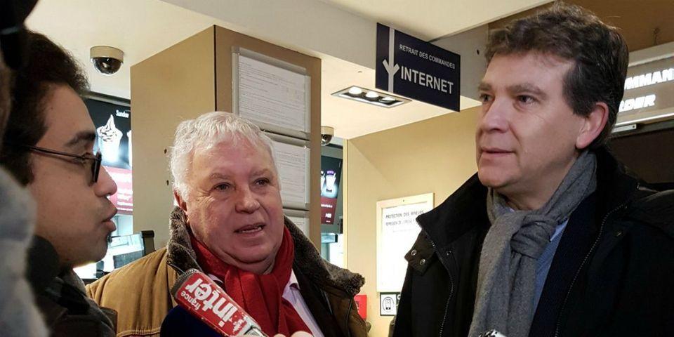 Gérard Filoche explique pourquoi il a choisi Arnaud Montebourg plutôt que Benoît Hamon [Spoilers : c'est la faute d'Emmanuel Macron]