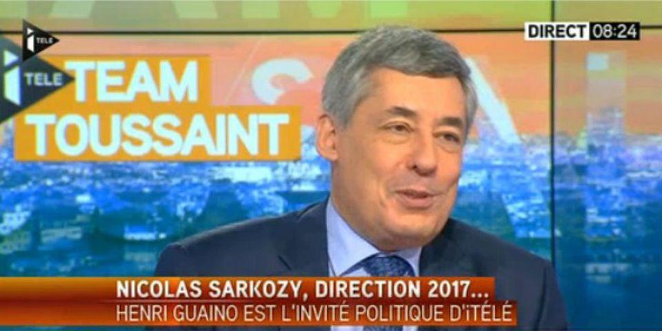 """Guaino à propos du nouveau nom de l'UMP : """"J'étais assez sensible au RPR"""""""