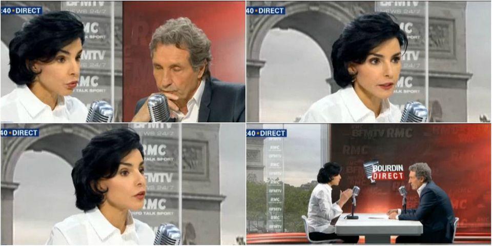 Harcèlement sexuel : Rachida Dati critique la tribune des ex-ministres... avec laquelle elle semble pourtant d'accord