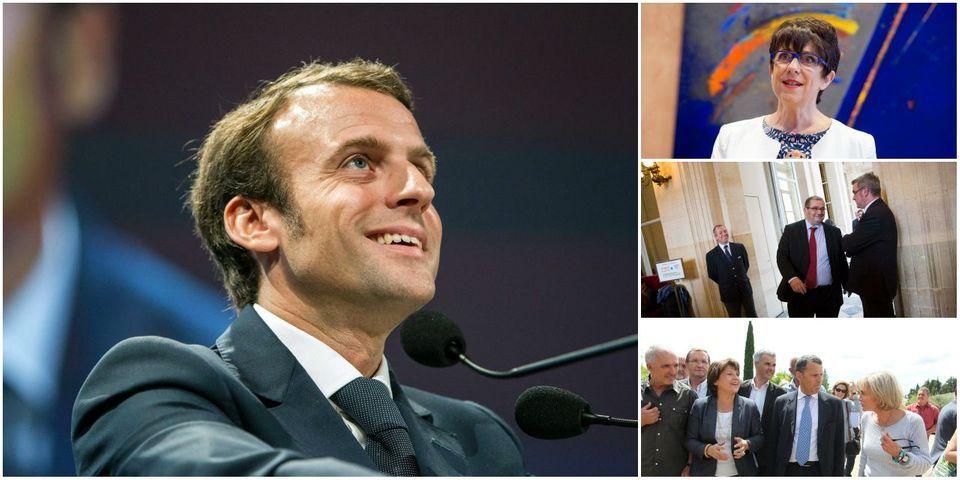 Haro au PS suite aux propos d'Emmanuel Macron sur l'assurance chômage