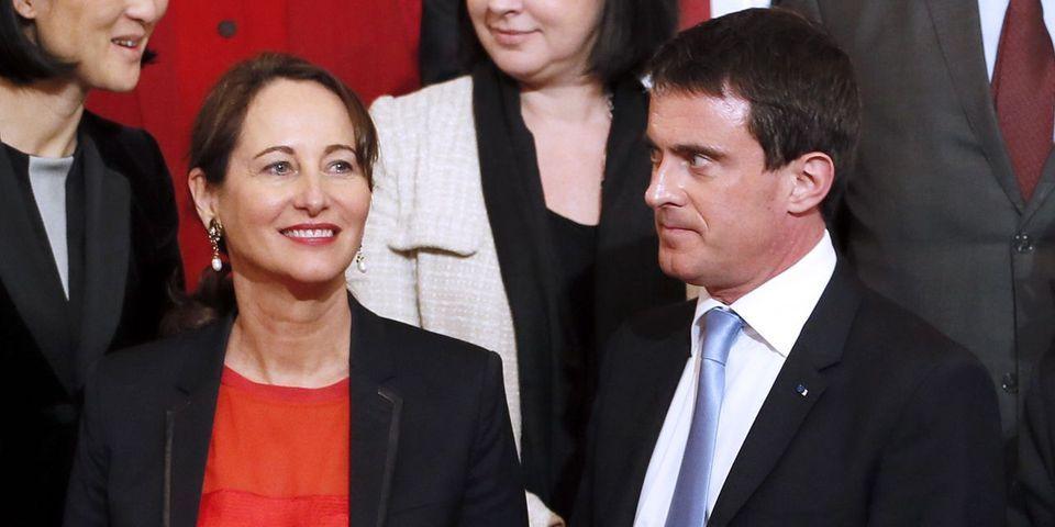 Hausse des tarifs de la SNCF : Ségolène Royal une nouvelle fois recadrée par Manuel Valls
