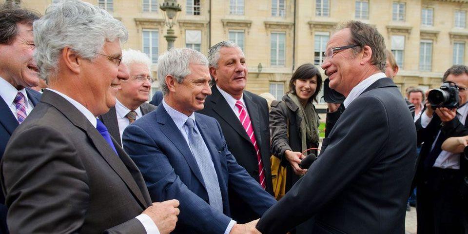 Hénin-Beaumont: Claude Bartolone est prêt à lancer la nouvelle campagne contre Marine Le Pen
