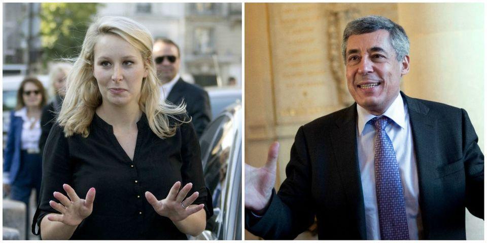 """Henri Guaino explique comment il """"pourrait travailler"""" avec Marion Maréchal-Le Pen"""