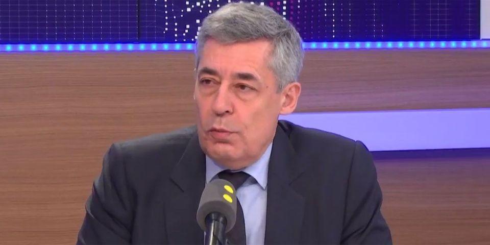 """Henri Guaino ira """"sans doute à la pêche"""" en cas de second tour Le Pen-Macron à la présidentielle"""