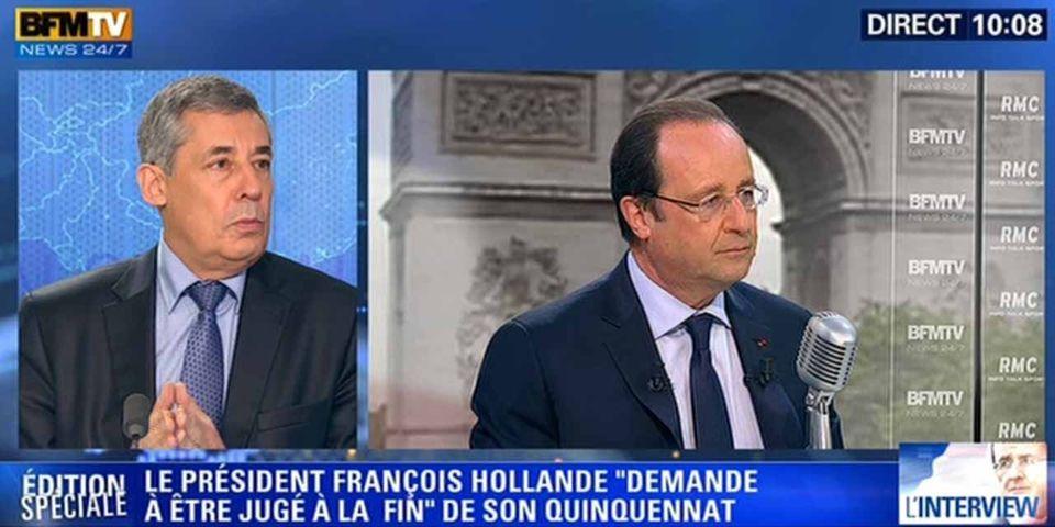 """Henri Guaino sur l'interview accordée par François Hollande à BFMTV et RMC : """"était-il vraiment à sa place?"""""""