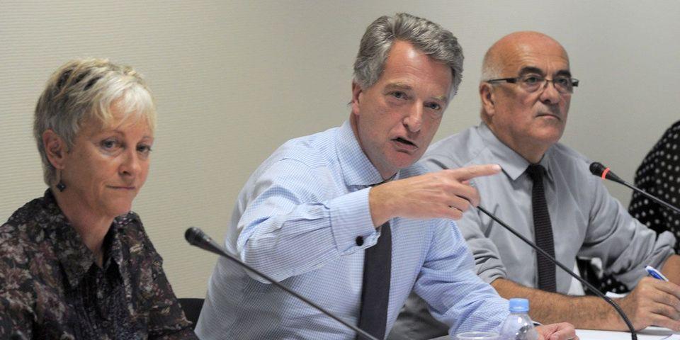 Hervé Gaymard, chargé du projet d'Alain Juppé, veut faire du Sénat l'avant-garde de l'alternance