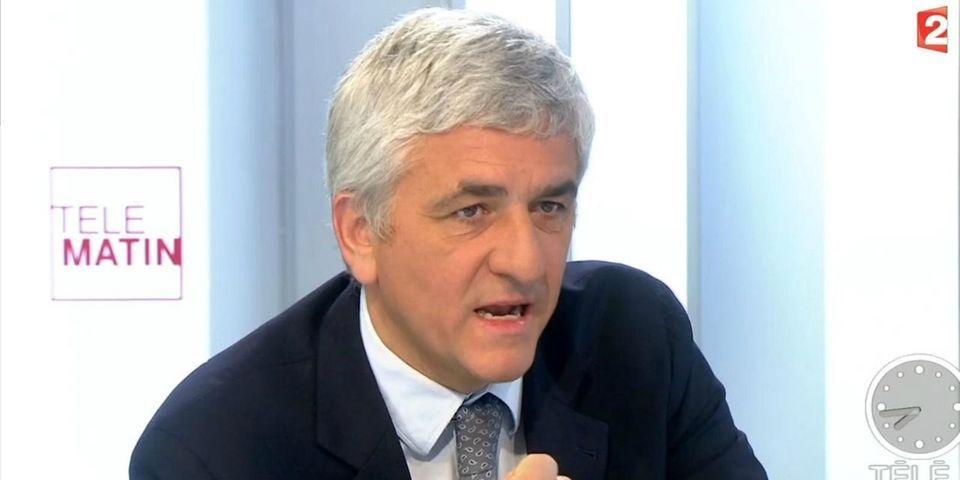 """Hervé Morin: """"progressivement, nous sommes en train d'aller vers une guerre de religions"""""""