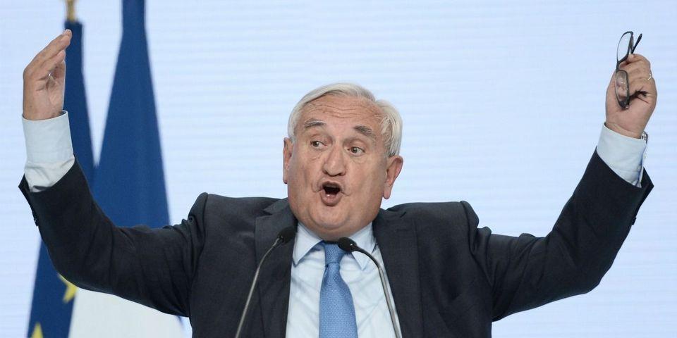 Hollande, Chirac, le Pape et Joël Robuchon : les voeux de Jean-Pierre Raffarin, cuvée 2016