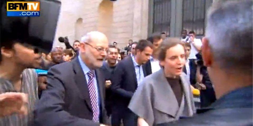 Hommages à Clément Méric : Hidalgo et NKM chahutées