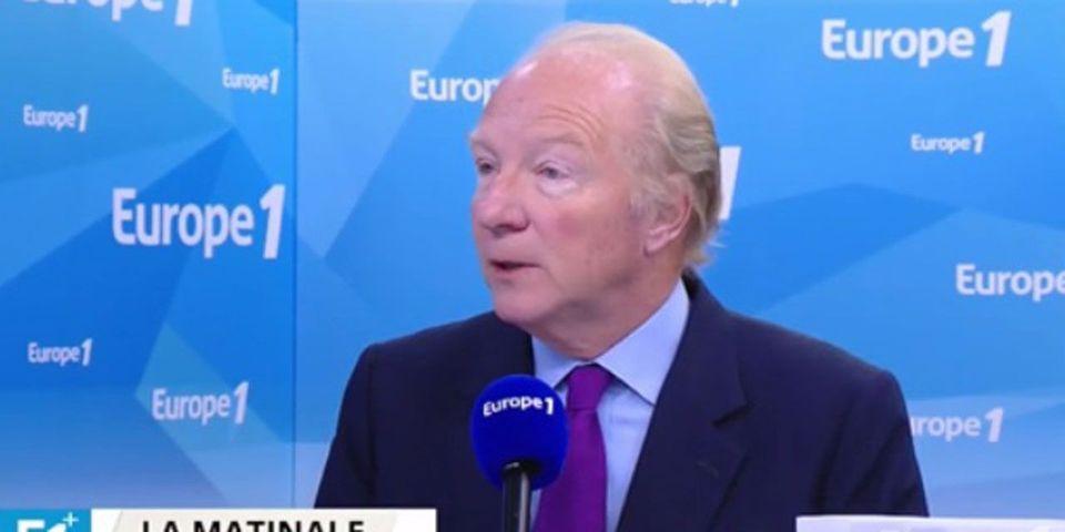 """Hortefeux dénonce """"le communautarisme"""" des propos de Jamel Debbouze sur les absences de Ben Arfa et Benzema à l'Euro"""