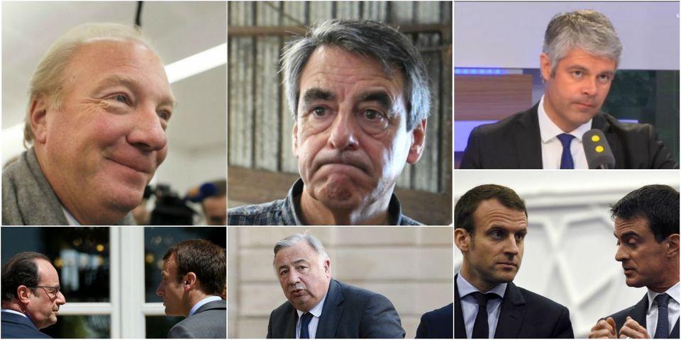 """Hortefeux rappelle que Fillon avait sollicité l'Élysée pour """"taper"""" sur Sarkozy, article le plus lu de la semaine"""