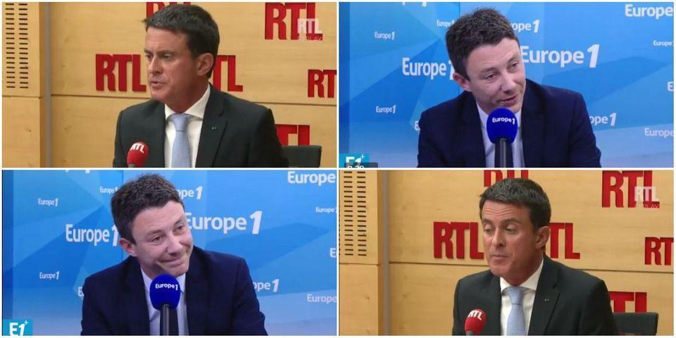 """""""Il aurait dû déposer sa candidature"""" : le porte-parole de Macron calme Valls qui veut être candidat """"La République En Marche"""""""