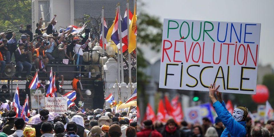 Camionneurs, bonnets rouges et révolution fiscale : l'insurrection n'a pas eu lieu