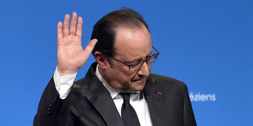 INFO LAB – François Hollande s'excuse auprès de la Cour des comptes après ses moqueries