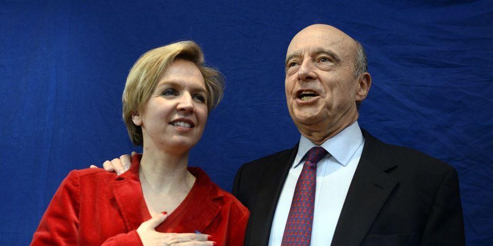 Interrogé sur sa succession, Alain Juppé renouvelle sa confiance à Virginie Calmels malgré son soutien à Laurent Wauquiez
