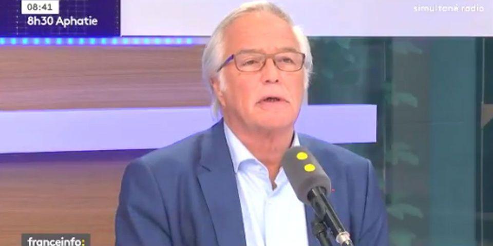 """Investiture de Valls pour En Marche : """"On ne doit pas humilier les gens"""" pour Rebsamen"""